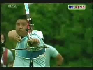 Японцы и стрельба из лука( смотреть и 54 секунды)